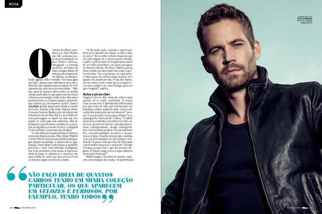 GQ STYLE BRASIL- Paul Walker in God Speed Rodrigo Marques. Antonio Branco, Fall 2013, www.imageamplified.com, Image Amplified (2)