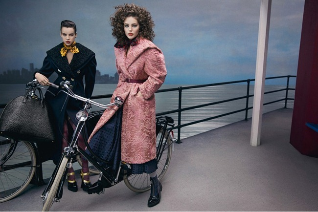 CAMPAIGN- Miu Miu Fall 2013 by Inez & Vinoodh. www.imageamplified.com, Image Amplified (1)