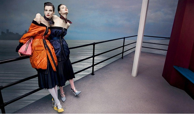 CAMPAIGN- Miu Miu Fall 2013 by Inez & Vinoodh. www.imageamplified.com, Image Amplified (2)