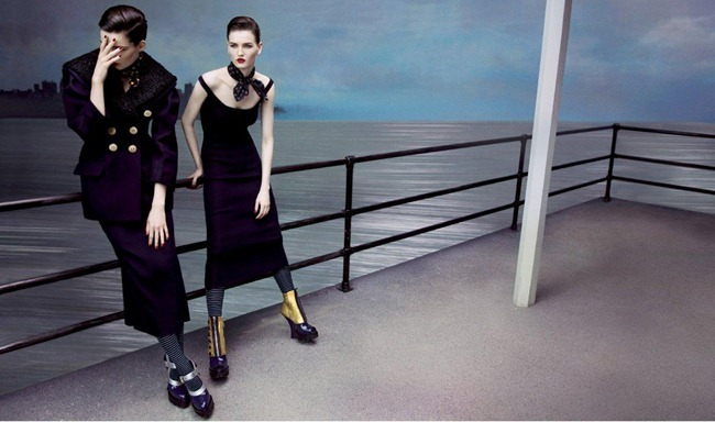 CAMPAIGN- Miu Miu Fall 2013 by Inez & Vinoodh. www.imageamplified.com, Image Amplified (3)