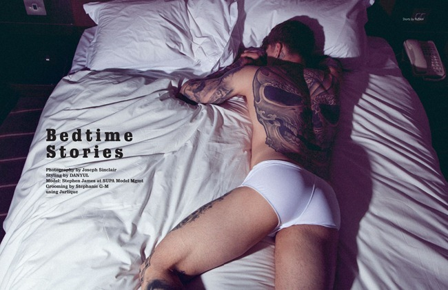 YEARBOOK FANZINE- Stephen James in Bedtime Stories by Joseph Sinclair. Danyul, www.imageamplified.com, Image Amplified (11)