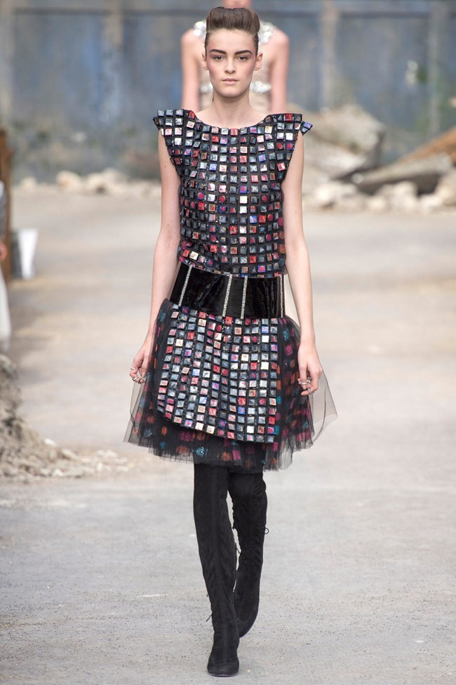 PARIS HAUTE COUTURE Chanel Fall 2013. www.imageamplified.com, Image Amplified (41)