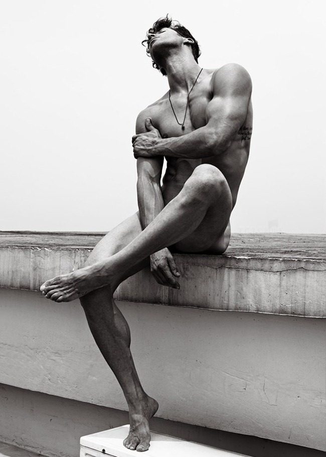 MASCULINE DOSAGE- Clauss Castro in NSFW by Wong Sim. www.imageamplified.com, Image Amplified (8)