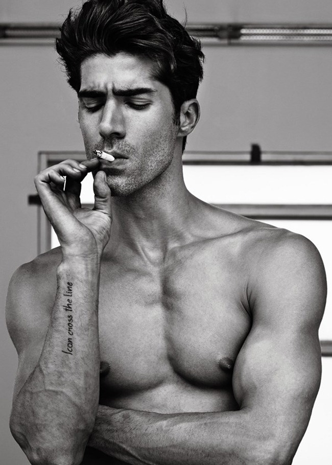MASCULINE DOSAGE- Clauss Castro in NSFW by Wong Sim. www.imageamplified.com, Image Amplified (9)