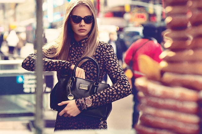CAMPAIGN Cara Delevigne for DKNY Fall 2013. www.imageamplified.com, Image Amplified (4)