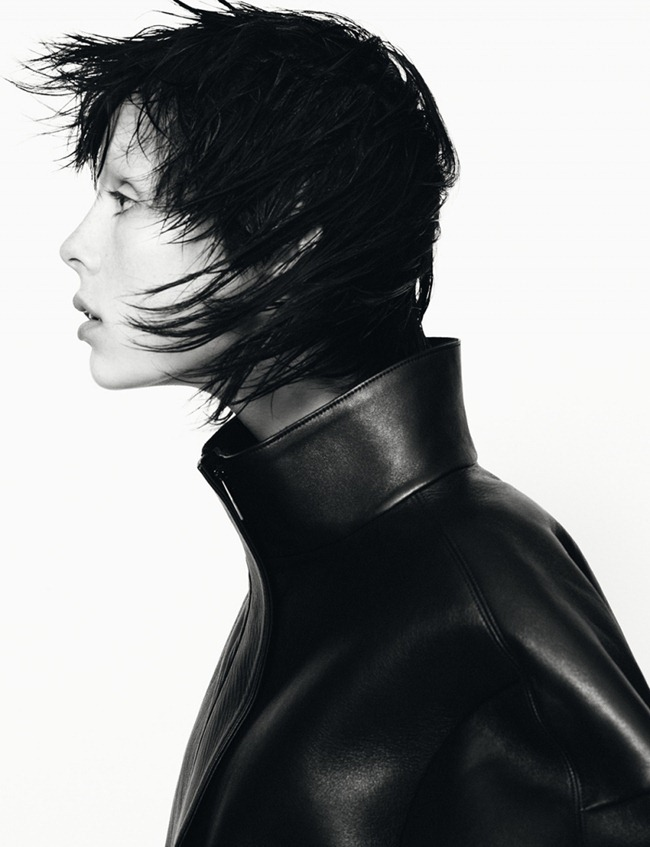 CAMPAIGN Edie Campbell & Ben Allen for Jil Sander Fall 2013 by David Sims. www.imageamplified.com, Image Amplified (4)