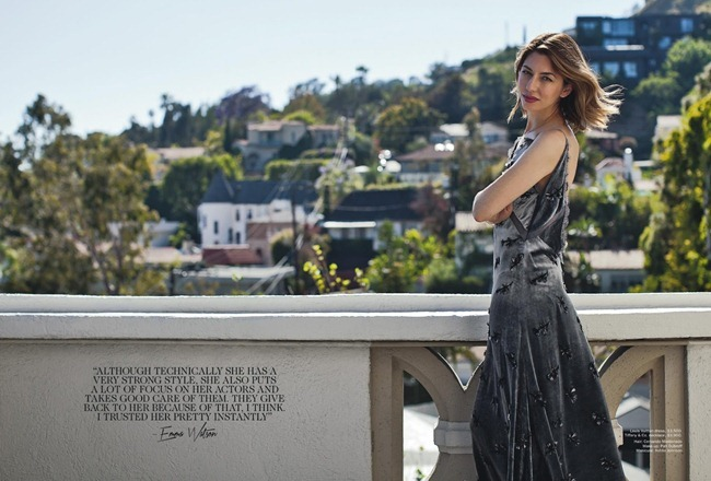 VOGUE AUSTRALIA Sofia Coppola in The Sofia FActor by Paul Jasmin. Stacey Battat, August 2013, www.imageamplified.com, Image Amplified (3)