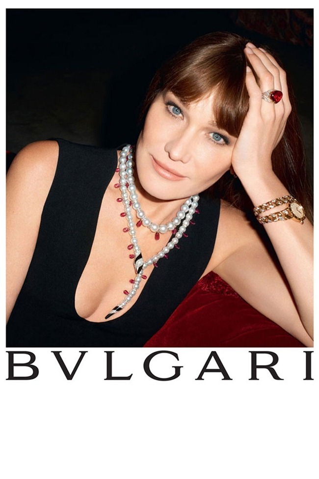 CAMPAIGN Carla Bruni for Bvlgari Diva Collection by Terry Richardson. www.imageamplified.com, Image Amplified (2)