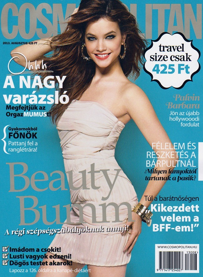 COSMOPOLITAN HUNGARY Barbara Palvin by Vince Barati. Szilard Kiss, August 2013, www.imageamplified.com, Image Amplified (2)