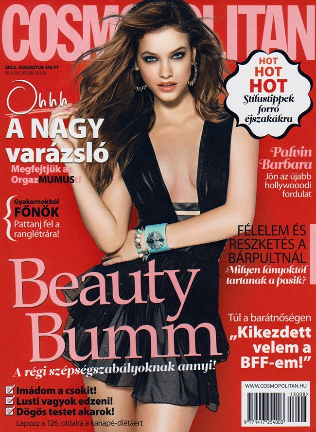 COSMOPOLITAN HUNGARY Barbara Palvin by Vince Barati. Szilard Kiss, August 2013, www.imageamplified.com, Image Amplified (4)