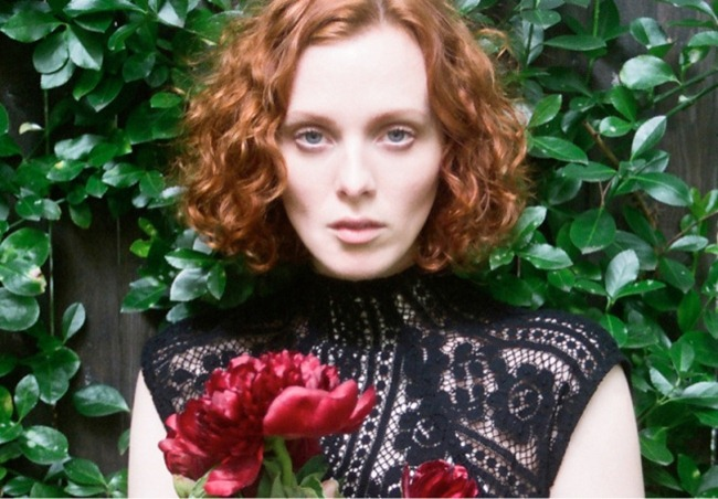 CAMPAIGN- Karen Elson for Lover Fall 2013 by Lina Scheynius. www.imageamplified.com, Image Amplified (8)