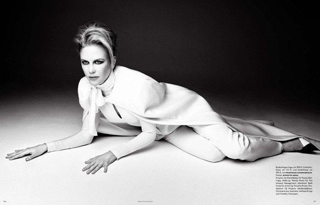 VOGUE GERMANY- Nicole Kidman in Don't Strike A Pose. Be You by Patrick Demarchelier. Christine Arp, August 2013, www.imageamplified.com, Image Amplified (6)
