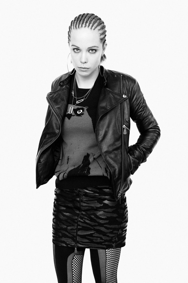 CAMPAIGN Alice Glass, April Tiplady & Tom Gaskin for McQ Fall 2013 by David Sims. www.imageamplified.com, Image Amplified (5)