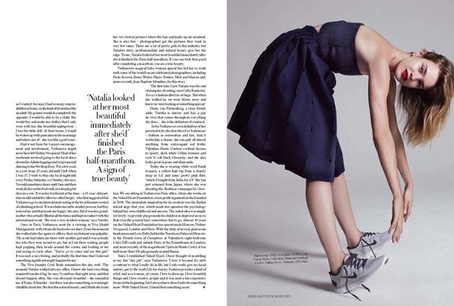 HARPER'S BAZAAR UK- Natalia Vodianova in V by Jean-Baptiste Mondino. CAthy Kasterine, September 2013, www.imageamplified.com, Image Amplified (5)