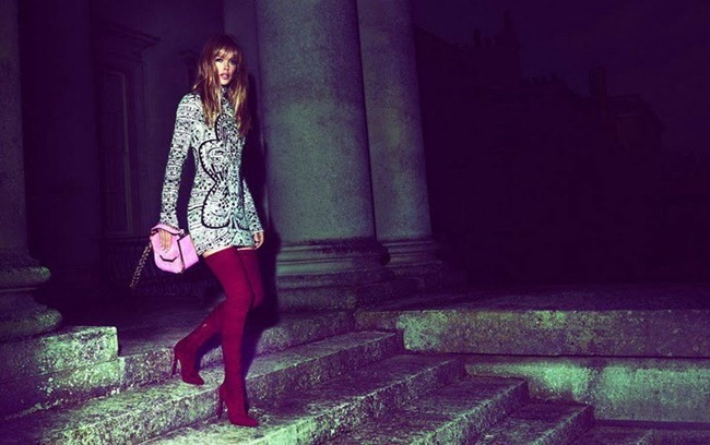 CAMPAIGN- Doutzen Kroes for Emilio Pucci Fall 2013 by Mert & Marcus. www.imageamplified.com, Image Amplified (3)