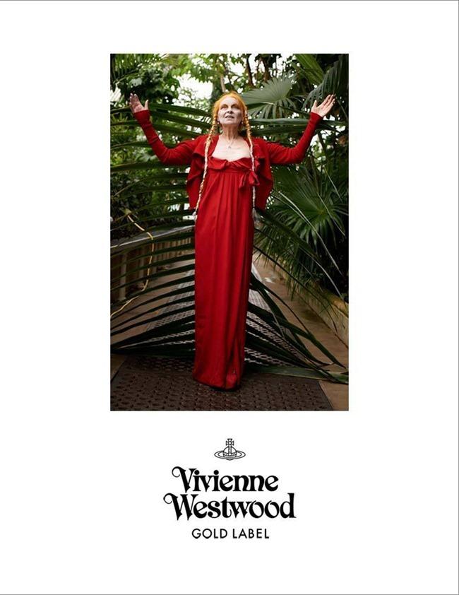 CAMPAIGN- Iekeliene Stange & Vivienne Westwood for Vivienne Westwood Fall 2013 by Jack Pierson. www.imageamplified.com, Image Amplified (11)