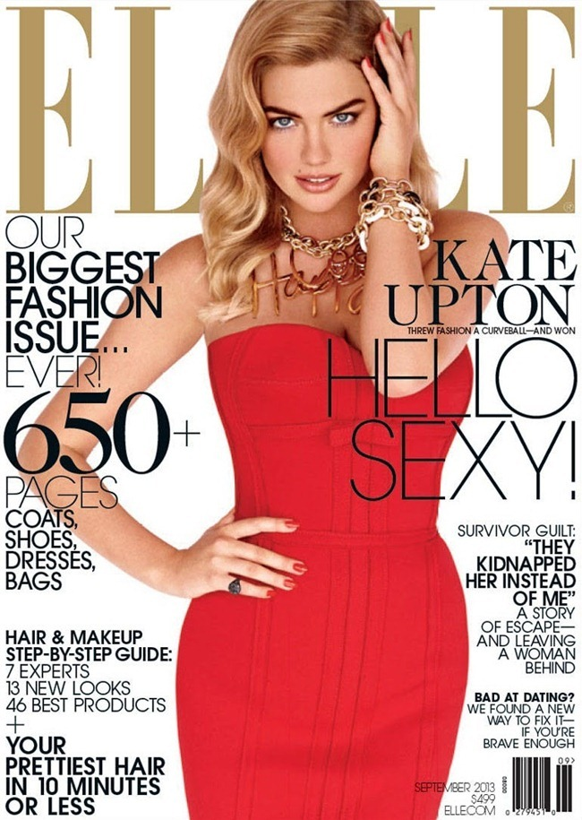ELLE MAGAZINE- Kate Upton by Carter Smith. September 2013, www.imageamplified.com, Image Amplified (3)