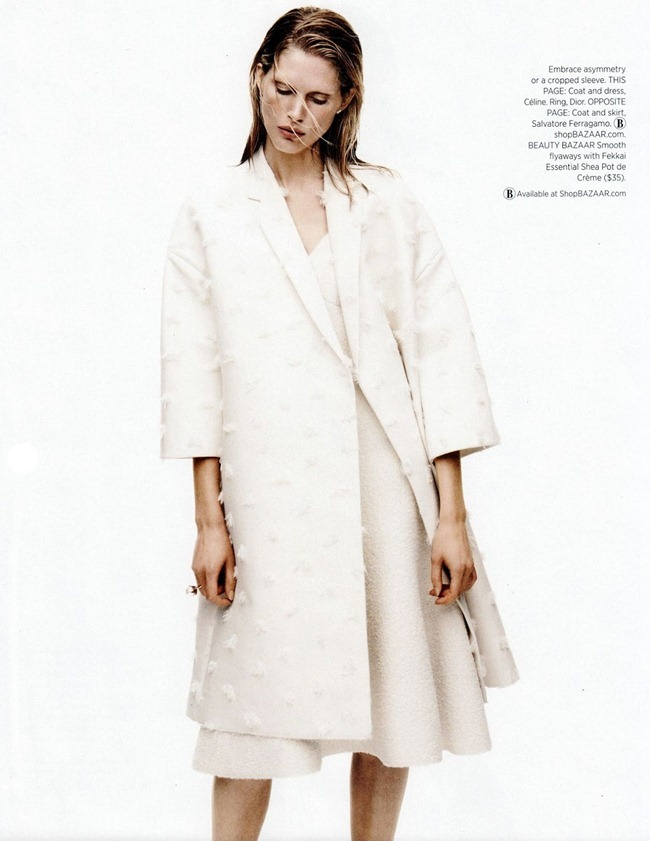 HARPER'S BAZAAR MAGAZINE- Iselin Steiro in What's Chic Now by Daniel Jackson. Alastair McKimm, September 2013, www.imageamplified.com, Image Amplified (5)