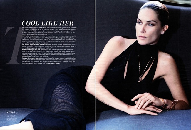 INSTYLE MAGAZINE- Erin Wasson in French Twist by Phil Poynter. Melissa Rubini, September 2013, www.imageamplified.com, Image Amplified (6)