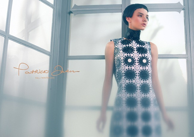 CAMPAIGN- Olga for Patrick Owen Fall 2013 by Shadtoto Prasetio. Zico Haliim, www.imageamplified.com, Image Amplified