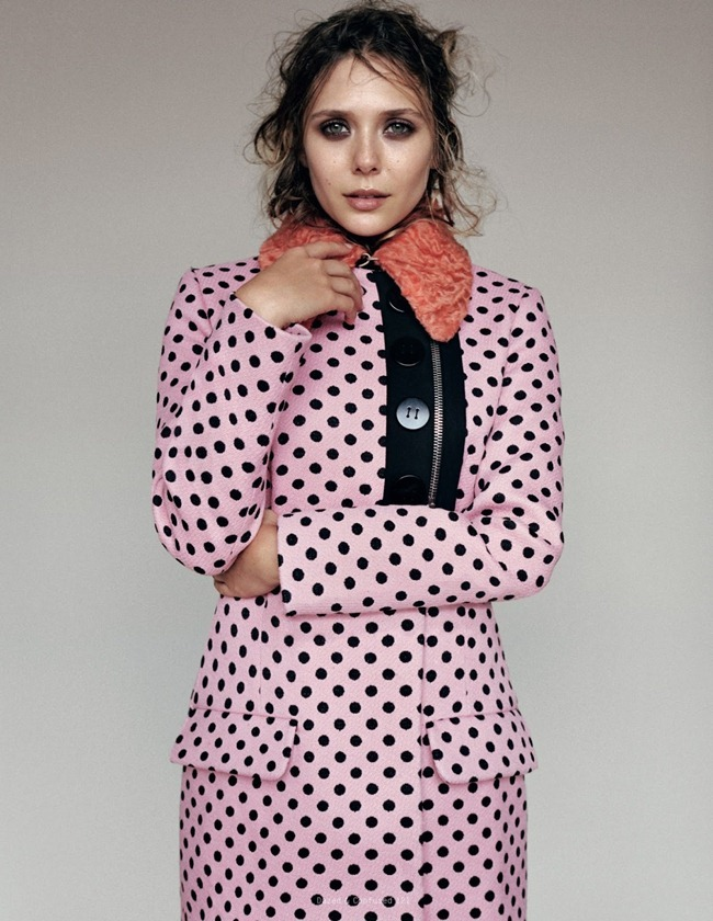 DAZED & CONFUSED MAGAZINE- Elizabeth Olsen in Sweet Valley Idol by Angelo Pennetta. Robbie Spencer, September 2013, www.imageamplified.com, Image Amplified (9)