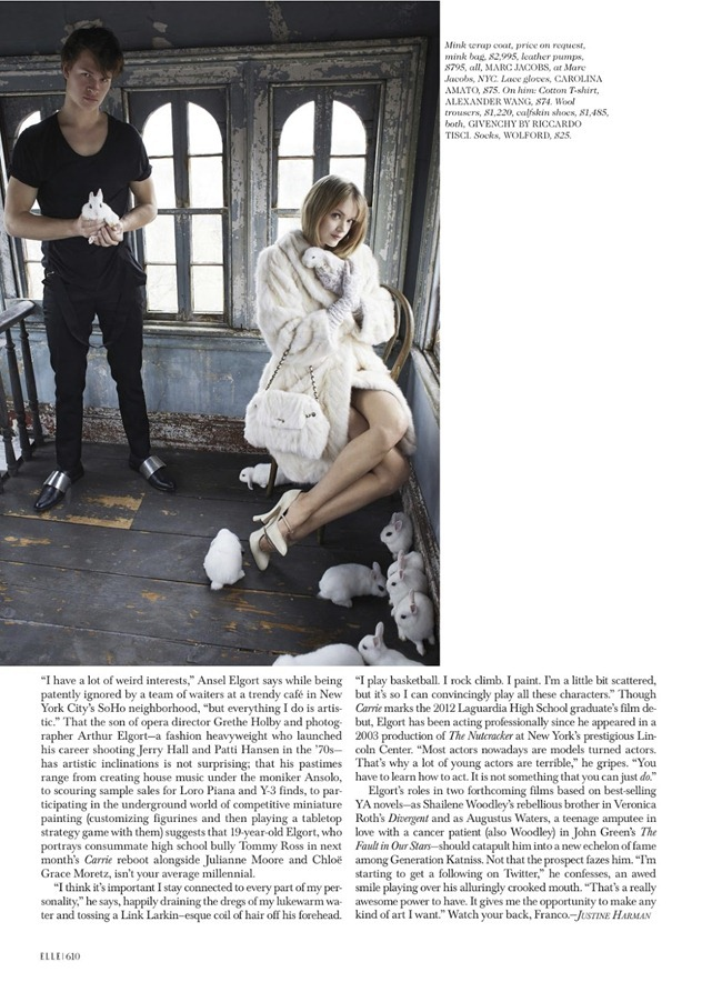 ELLE MAGAZINE- Lindsay Ellingson in Boy Meets World by Arthur Elgort. Joe Zee, September 2013, www.imageamplified.com, Image Amplified (8)
