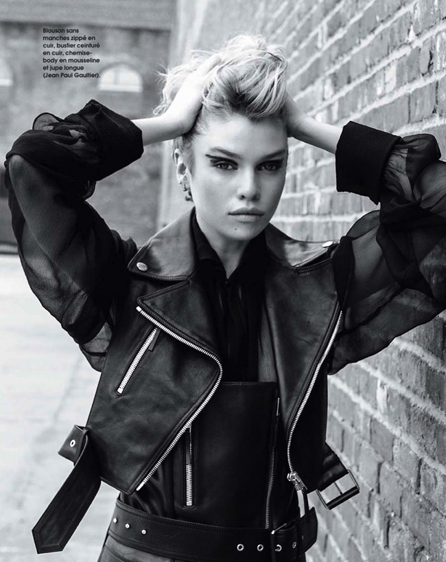 MARIE CLAIRE FRANCE- Stella Maxwell in Punk by Arthur Elgort. Mako Yamazaki, September 2013, www.imageamplified.com, Image Amplified (2)