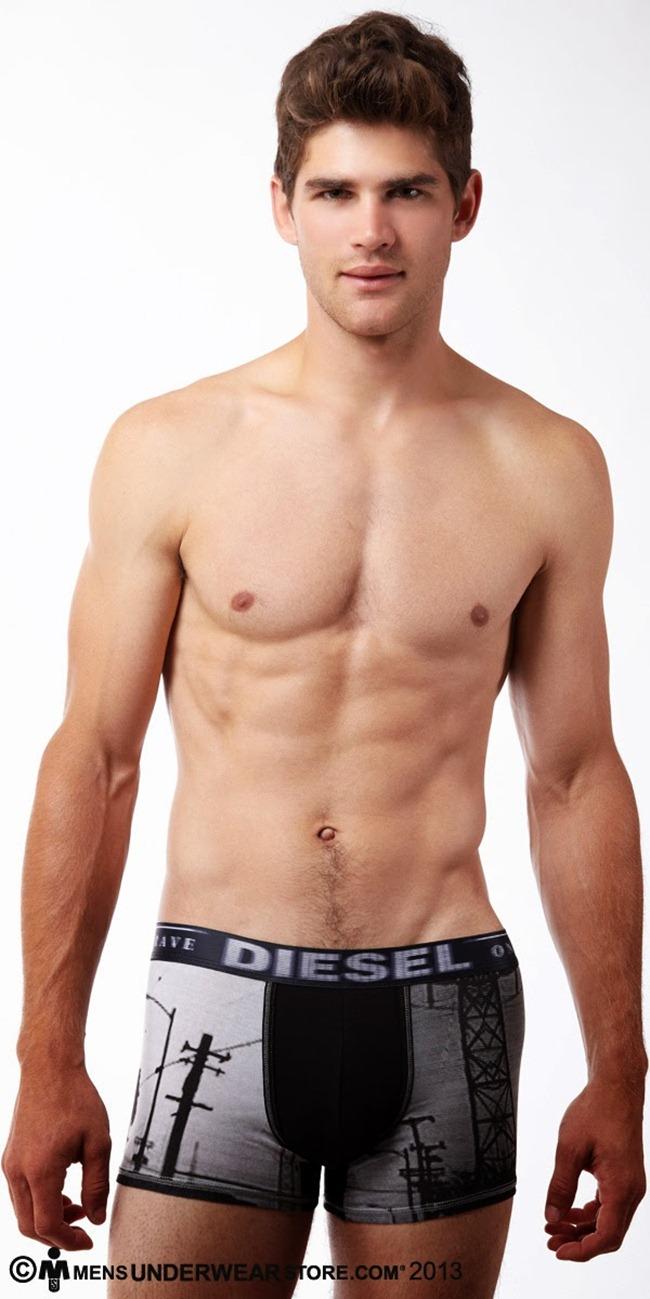 CAMPAIGN- Ryan Bertroche in N2N, Diesel, Calvin Klein & Obvioiusly Underwear for Mens Underwear Store 2013, www.imageamplified.com, Image Amplified (12)
