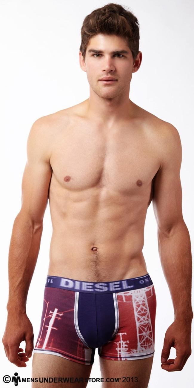 CAMPAIGN- Ryan Bertroche in N2N, Diesel, Calvin Klein & Obvioiusly Underwear for Mens Underwear Store 2013, www.imageamplified.com, Image Amplified (13)