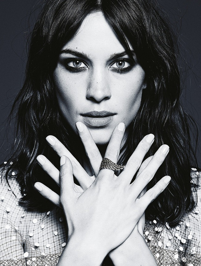 MADAME FIGARO FRANCE- Alexa Chung by Driu & Tiago. August 2013, www.imageamplified.com, Image Amplified (3)