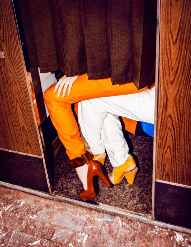 ELLE BELGIUM- Yana Bovenistier & Chavelli Inghels by Hicham Riad. Caroline Swinnen, September 2013, www.imageamplified.com, Image Amplified (10)