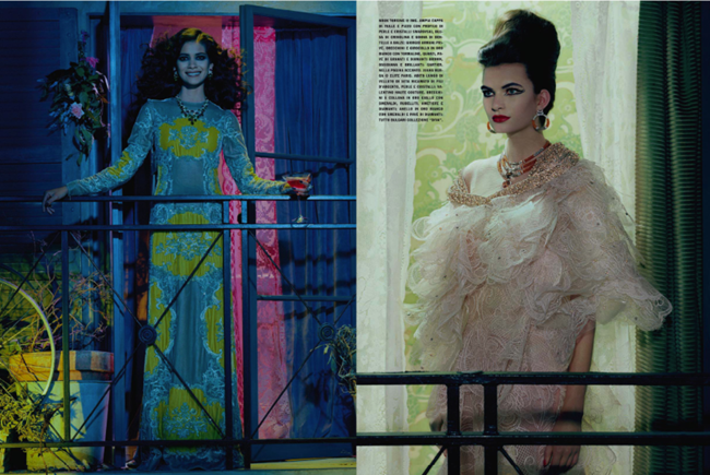 VOGUE ITALIA- A Personal Style by Miles Aldridge. Alice Gentilucci, September 2013, www.imageamplified.com, Image Amplified (4)