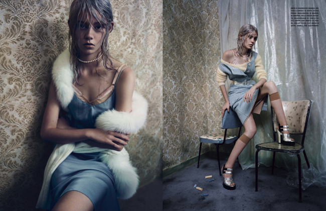 VOGUE ITALIA- Private Elegance by Paolo Roversi. Jacob K, September 2013, www.imageamplified.com, Image Amplified (1)