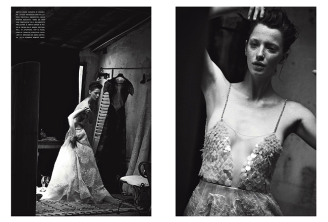 VOGUE ITALIA- So Light, So Charming by Peter Lindbergh. Jacob K, September 2013, www.imageamplified.com, Image Amplified (1)
