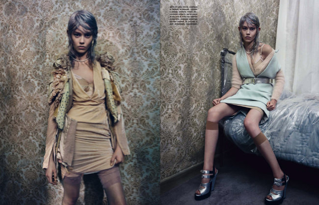 VOGUE ITALIA- Private Elegance by Paolo Roversi. Jacob K, September 2013, www.imageamplified.com, Image Amplified (4)