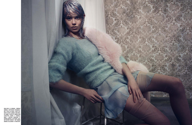 VOGUE ITALIA- Private Elegance by Paolo Roversi. Jacob K, September 2013, www.imageamplified.com, Image Amplified (5)