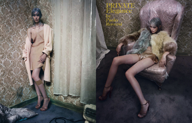 VOGUE ITALIA- Private Elegance by Paolo Roversi. Jacob K, September 2013, www.imageamplified.com, Image Amplified