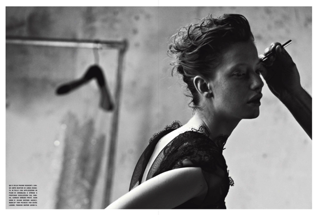 VOGUE ITALIA- So Light, So Charming by Peter Lindbergh. Jacob K, September 2013, www.imageamplified.com, Image Amplified (3)