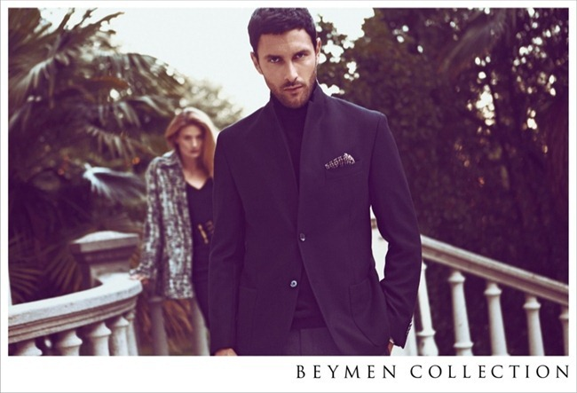 CAMPAIGN- Noah Mills for Beymen Collection Fall 2013 by Koray Birand. Mahizer Aytas, www.imageamplified.com, Image Amplified