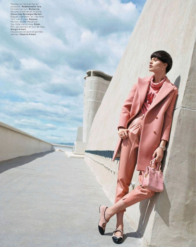 L'OFFICIEL PARIS- Bara Holotova in Rose Radieux by Patrik Sehlstedt. Helena Tejedor, September 2013, www.imageamplified.com, Image Amplified (9)