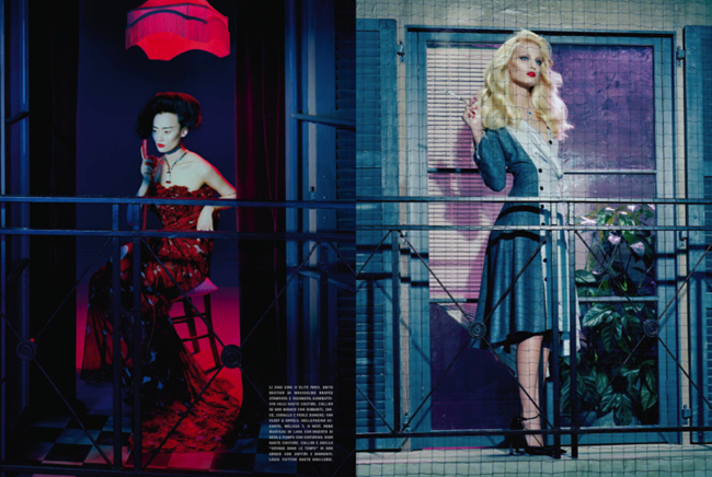 VOGUE ITALIA- A Personal Style by Miles Aldridge. Alice Gentilucci, September 2013, www.imageamplified.com, Image Amplified (1)