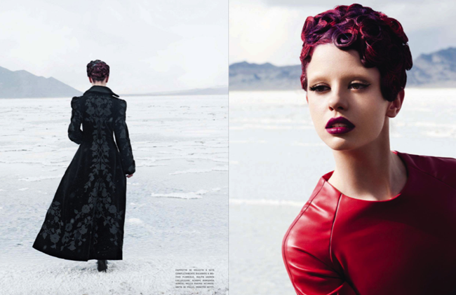 VOGUE ITALIA- Mia Goth by Catlin Cronenberg, September 2013, www.imageamplified.com, Image Amplified (4)