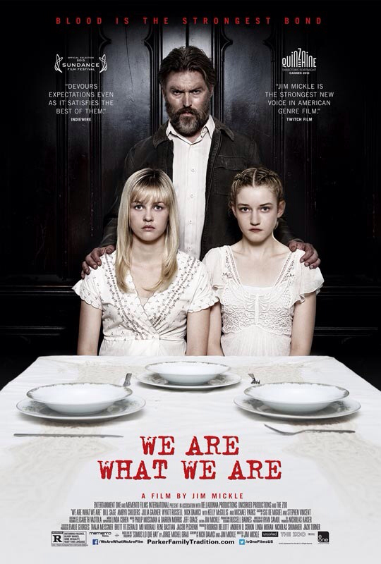 CINEMA SCAPE: We Are What We Are by Jim Mickle. In Theaters September 27, 2013