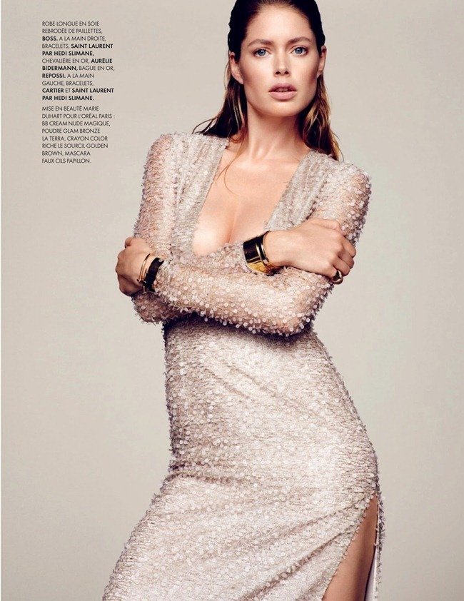 ELLE FRANCE- Doutzen Kroes in Special Mode by Bruno Staub. www.imageamplified.com, Image Amplified (3)