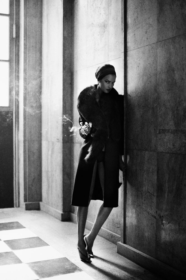 INTERVIEW MAGAZINE- The Exhibitionists by Mikael Jaonsson. Ludivine Poiblanc, September 2013, www.imageamplified.com, Image Amplified (6)