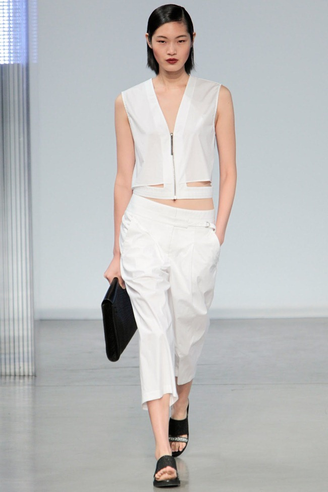 NEW YORK FASHION WEEK- Helmut Lang Spring 2014. www.imageamplified.com, Image Amplified (16)