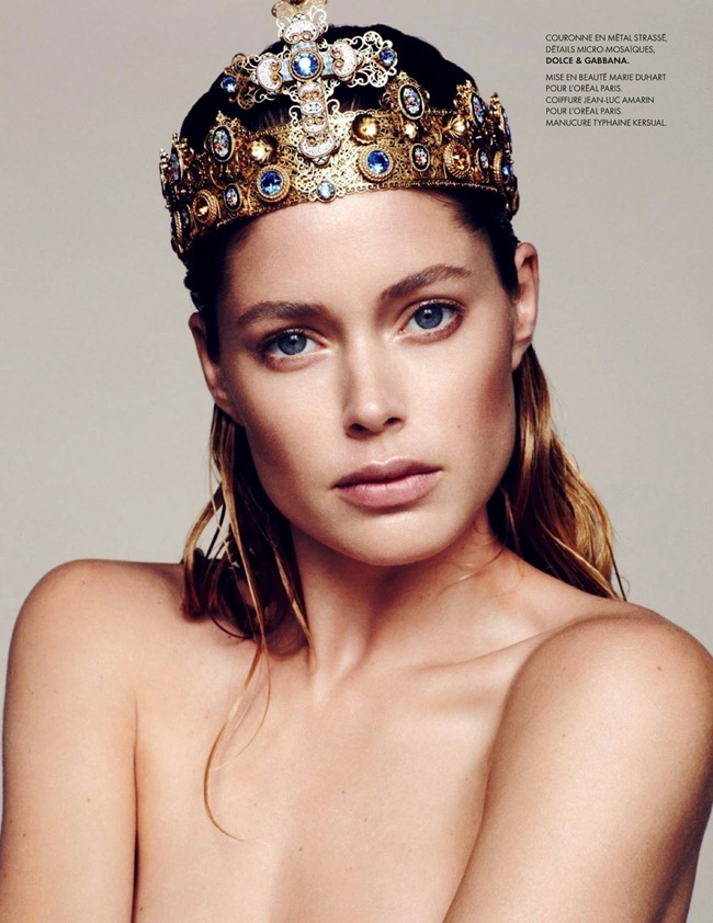 ELLE FRANCE- Doutzen Kroes in Special Mode by Bruno Staub. www.imageamplified.com, Image Amplified (26)