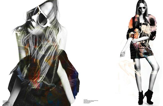 BRAINSTORM MAGAZINE- Renato Melo & Bruna Marth by Jonathan Wolpert. Fall 2013, www.imageamplified.com, Image Amplified (5)
