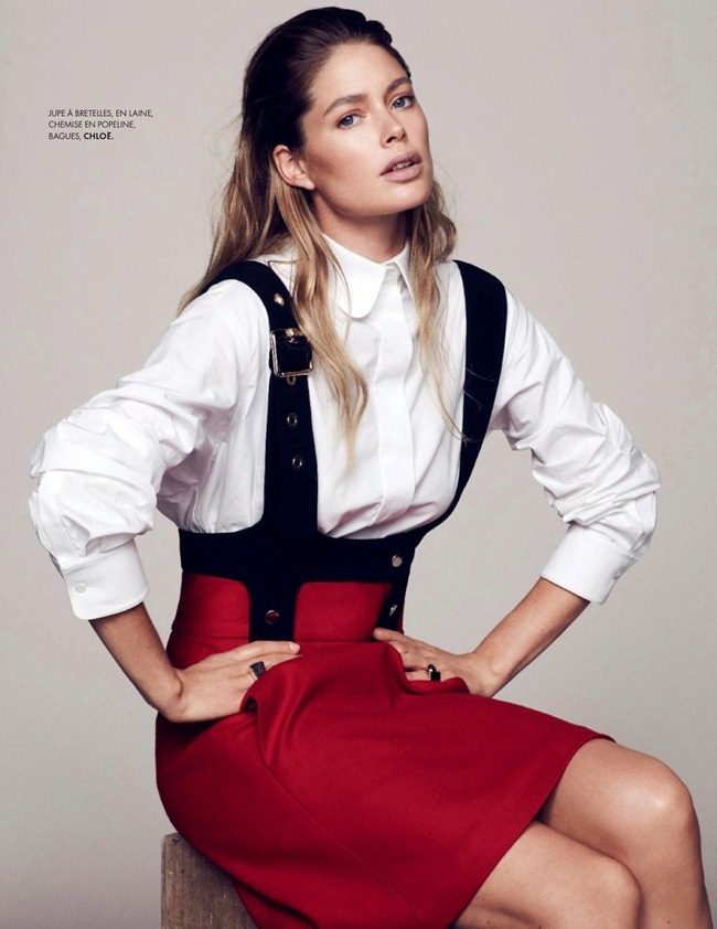 ELLE FRANCE- Doutzen Kroes in Special Mode by Bruno Staub. www.imageamplified.com, Image Amplified (24)