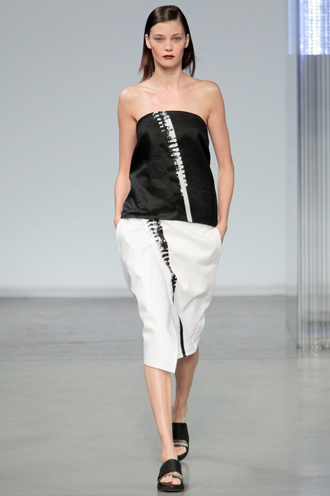 NEW YORK FASHION WEEK- Helmut Lang Spring 2014. www.imageamplified.com, Image Amplified (14)